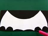 activit manuelle bricolage pour halloween la chauve souris d 39 halloween family sph re avignon. Black Bedroom Furniture Sets. Home Design Ideas
